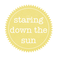 Staring Down The Sun logo